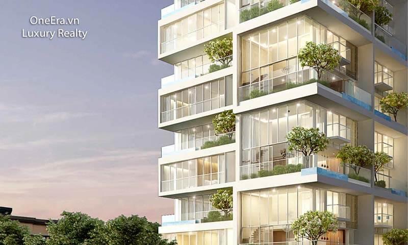 Serenity Sky Villas – Vườn biệt thự nhiệt đới giữa Saigon